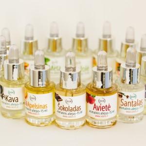 Aromatiniai aliejai